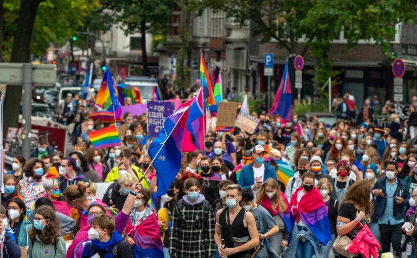 Demo Bi+Pride 25.9.21